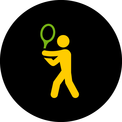 Backhand 2-Handed Icon