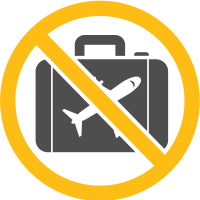 no travel required