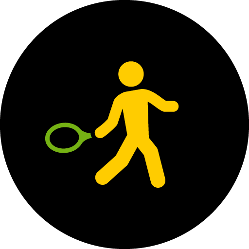Forehand Icon